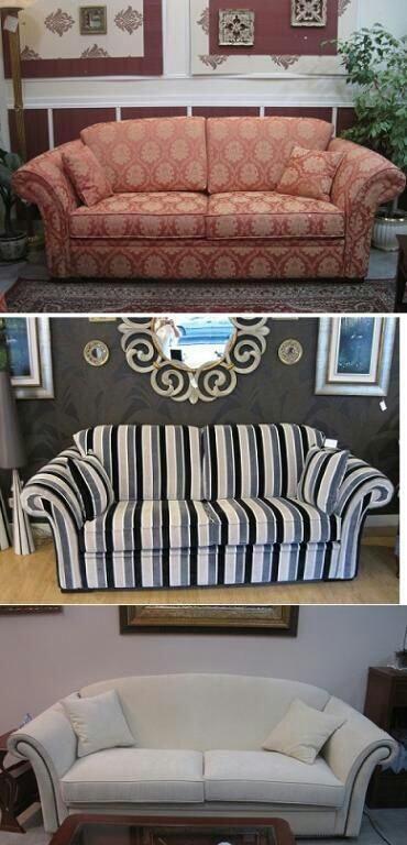 Telas para tapizar sof s como elegirla y mira como cambia - Tapizar sofa ...
