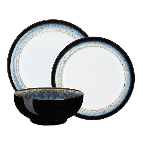 Denby Halo Wide Rimmed Dinner Plate Check Out This Great Article Denby Dinnerware Set Denby Pottery