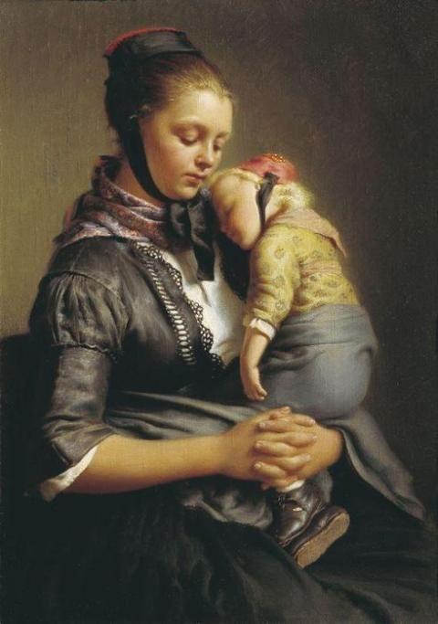Madre por Rejtera E. Romanovich