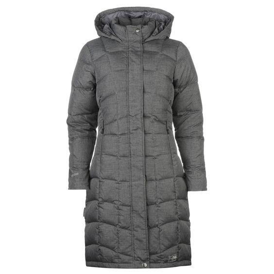 Karrimor | Karrimor Long Down Jacket | Ladies Coats and Jackets
