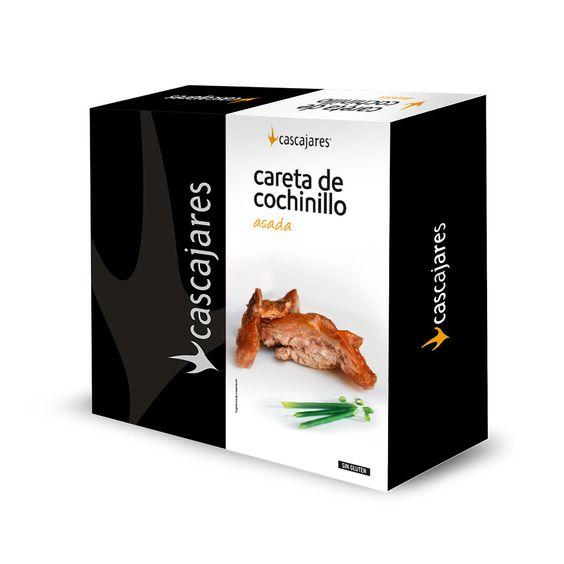 Careta de Cochinillo   //   Precio unidad 9,08 euros (IVA incluido)