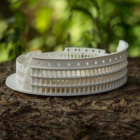 Roman Colosseum Completley Detailed See The World found on #Thingiverse http://ift.tt/1LfWwUB  #3dprinted #3dprinting #amazing #history #rome #italy #instagood #technology #future #perth #perthlife by iprint3dee