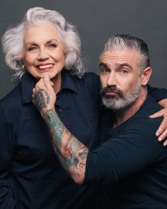 Daniel Sheehan & his Mother Alice