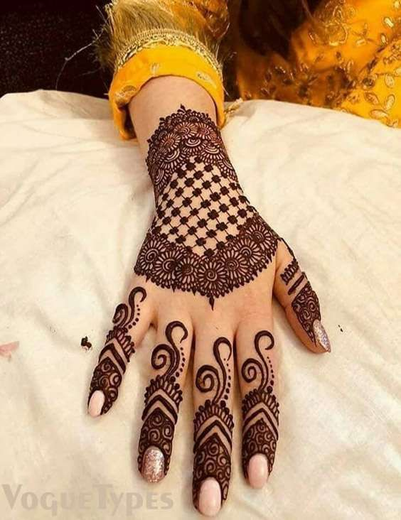 Latest Henna Mehndi Design Ideas For 2018 Simple Arabic Mehndi