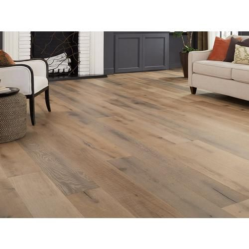 Palomino White Oak Distressed Engineered Hardwood Xl Plank Wood Floors Wide Plank White Oak Hardwood Floors Engineered Hardwood