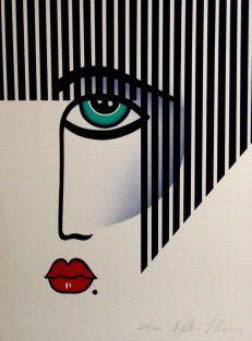 Modern Art Deco graphic                                                       …