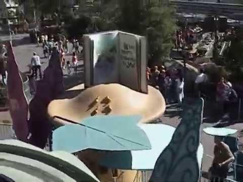 2005 Alice In Wonderland Disneyland Anaheim Youtube Disneyland Anaheim Alice In Wonderland Disneyland