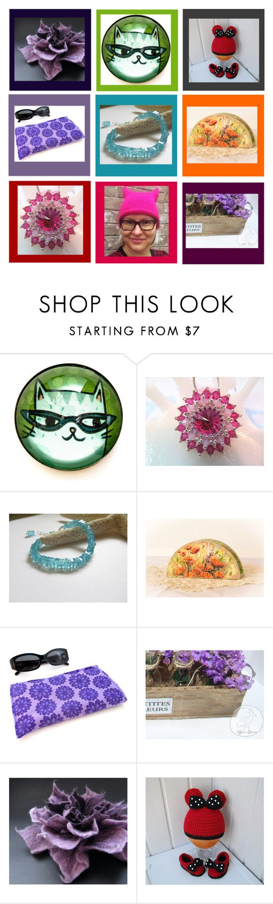 Shopping on ETSY by fivefoot1designs on Polyvore featuring etsy, etsygifts and shopetsy