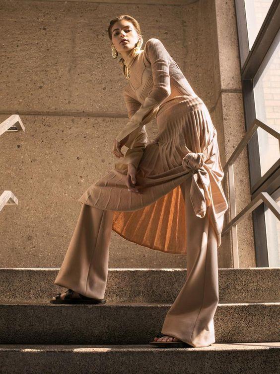 Valery Kaufman (Vogue Russia)