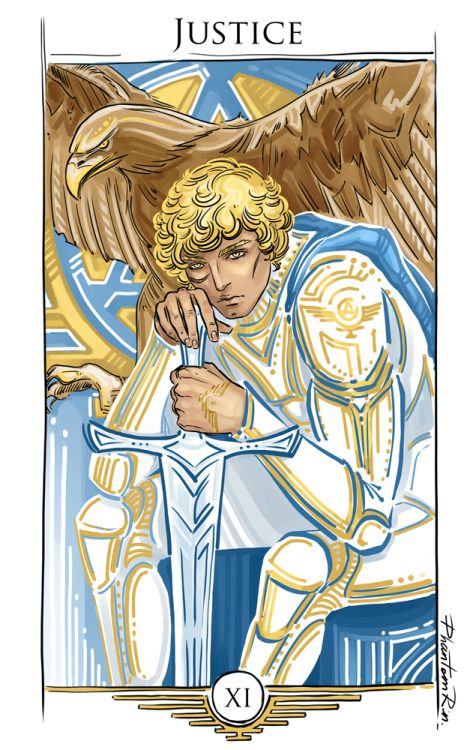 "Cassius as ""Justice"" ""Red Rising"" by @pierce-brown):"