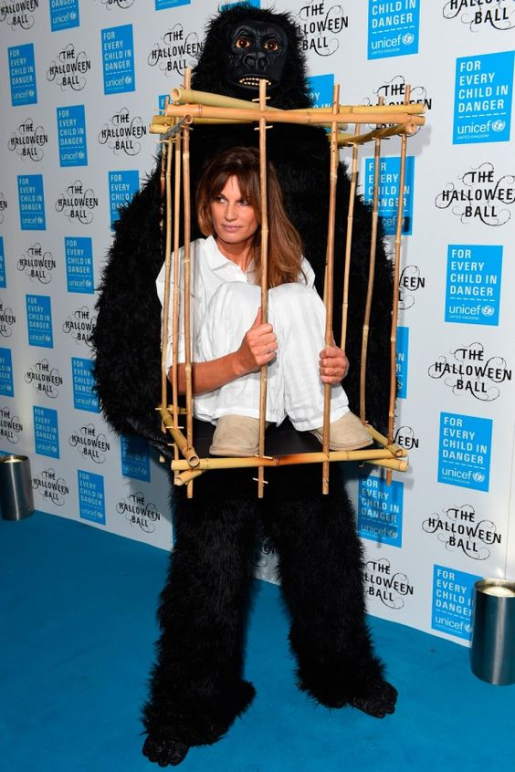 From Heidi Klum To Kim Kardashian - Celebrity Halloween Costumes We'll NEVER…