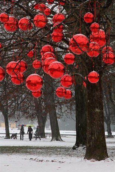 Decoración de navidad para jardines y patios 40 fotos e ideas ...
