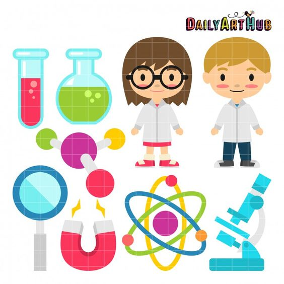 {Daily FREE Cut File} Science Fun - Available for FREE today only, July 14