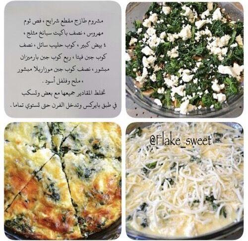 Pin By Najlaa Alhaj On ريوق Food Breakfast Sweet