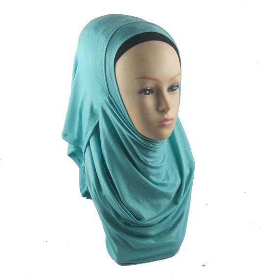 #Instant #Hijab #(Slip On) #Islamic #Hijabstore