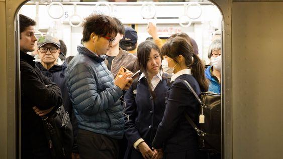 Văn hóa công cộng rất được người dân Hàn Quốc coi trọng