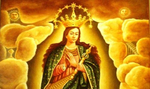 Apareció con Destellos frente al Obispo: Virgen del Milagro de Tunja, Colombia 7 de junio y 24 de agosto http://forosdelavirgen.org/226/virgen-del-milagro-de-tunja-colombia-24-de-agosto/