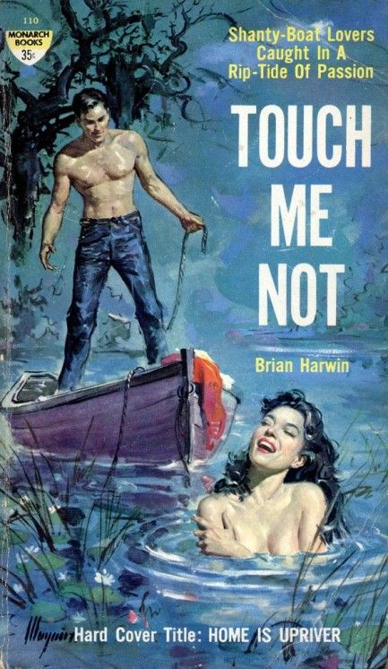 Touch Me Not - what is with this swamp pulp fiction?!