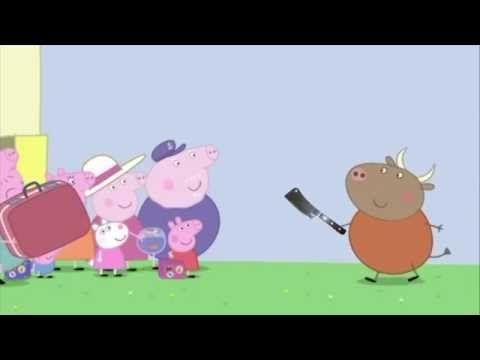 Ytp Peppa Pig Mr Bull Kills Everyone Youtube Peppa Pig Romantic Picnics Peppa