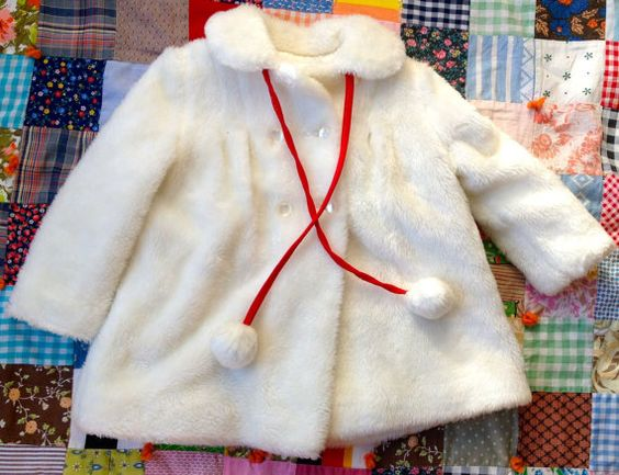 Vintage Toddler Coat 2T/3T by lishyloo on Etsy, $15.00