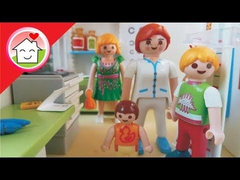 Playmobil Film Deutsch Lena Geht Zur Vorsorgeuntersuchung Familie Hauser Youtube In 2020 Filme Deutsch Playmobil Playmobil Kinder