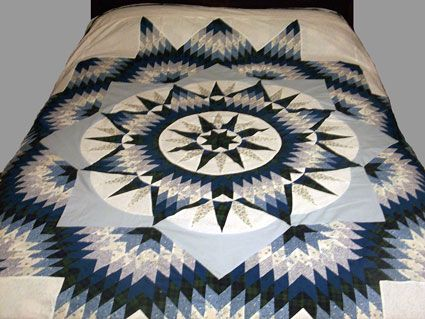 Quilt Blocks Galore 16 - The Quilter's Cache - Marcia Hohn's free ... : nautical star quilt pattern - Adamdwight.com