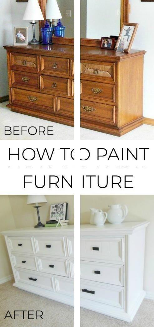 Furniture Repurposed, Refurbished Furniture Ideas