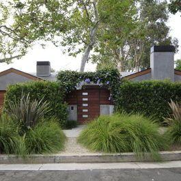 MTLA - Broida Residence - modern - exterior - los angeles - MTLA- Mark Tessier Landscape Architecture