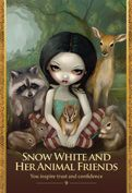 Blue Angel Publishing - Oracle of the Shapeshifters - Lucy Cavendish and Jasmine Becket-Griffith  I work with this deck and I love the messages that it gives
