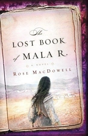 The Lost Book of Mala R. by Rose MacDowell.  Exiled for a year from her Romany gypsy community in 1948 West Texas, 18-year-old Mala Reinhart, who has been denounced for her true abilities to predict the future, documents her experiences in a journal that is discovered 60 years later by three neighborhood women who find hope and help in Mala's words.