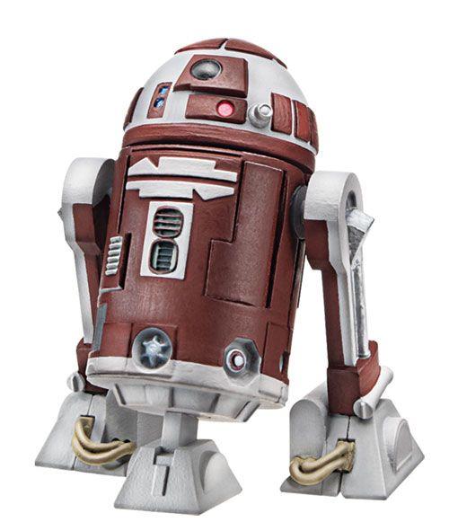 2011 Clone Wars Carded R7-D4 (Plo Koon's Astromech Droid)