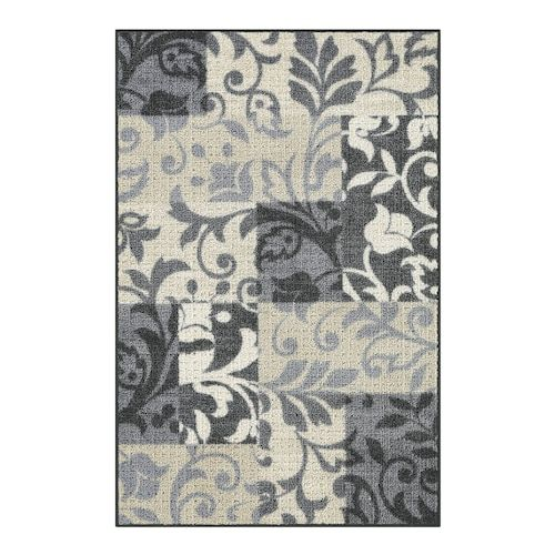 This Modern Scroll Design Is A Great Addition To Any Living Space In Your Home The Louise Rug Is Available At Kohls Com Scroll Design Design Rugs