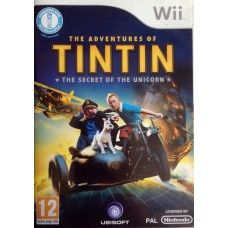 The Adventures Of TinTin: The Secret Of The Unicorn for Nintendo Wii from…