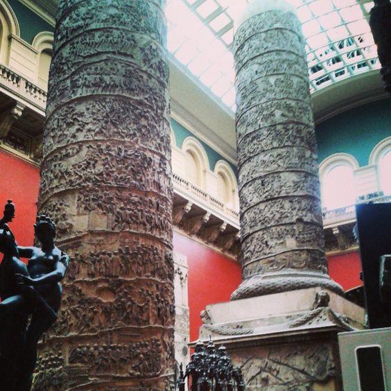 @janettesvn Instagram photos   #CastRoom #V&A one of my #favoritePlaces #VictoriaandAlbertMuseum #London