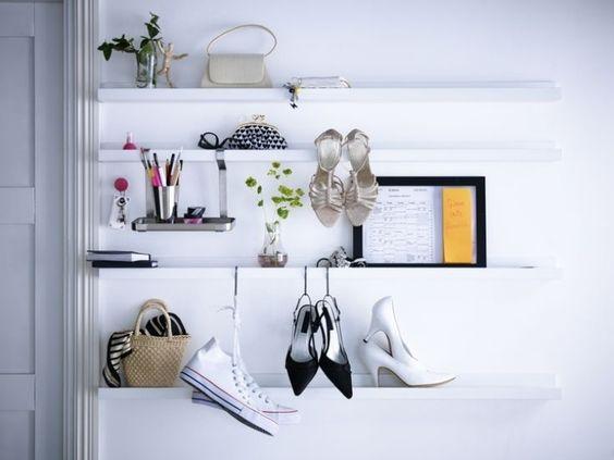 IKEA Bilderleiste mit vielen Einsatzmöglichkeiten