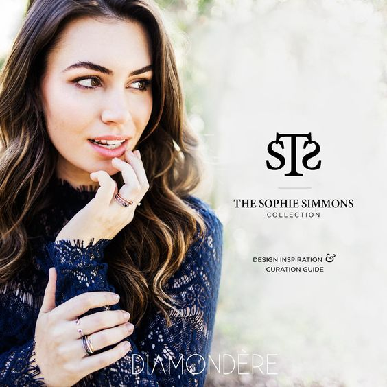 sophie simmons collection by diamondere