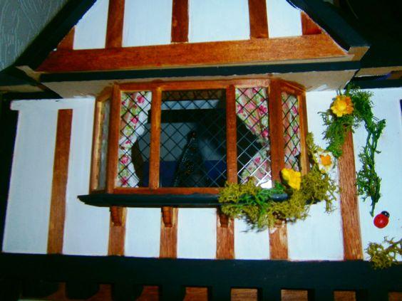 dolls house spring window