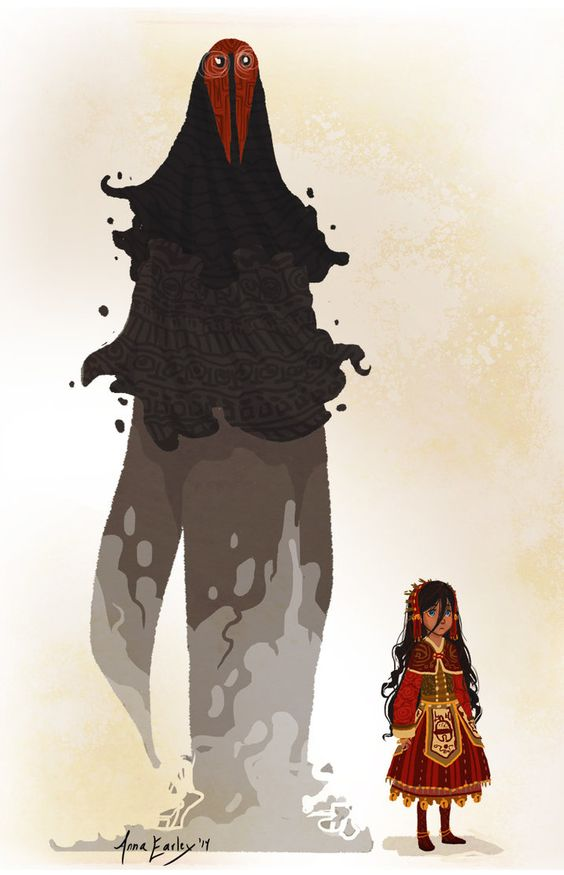 Character Design Mistakes : One often forgets that a person s mistakes shape the