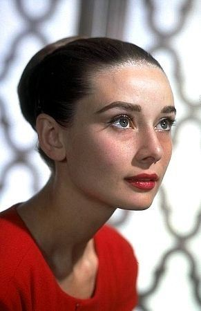 Audrey Hepburn/ I want these eyebrows