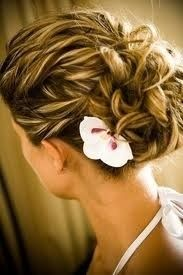 Long hair up-do....for my friends with long hair!!