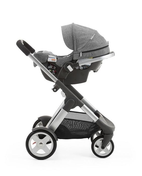 The perfect travel system for your newborn baby. Our ALL NEW Stokke PIPA infant…