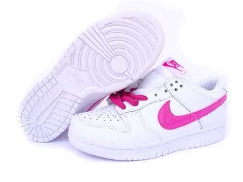 quality design ecadb 5d543 1659  Nike Dunk Low Dam Rosa Rosa Vit SE518721AIepBqkE