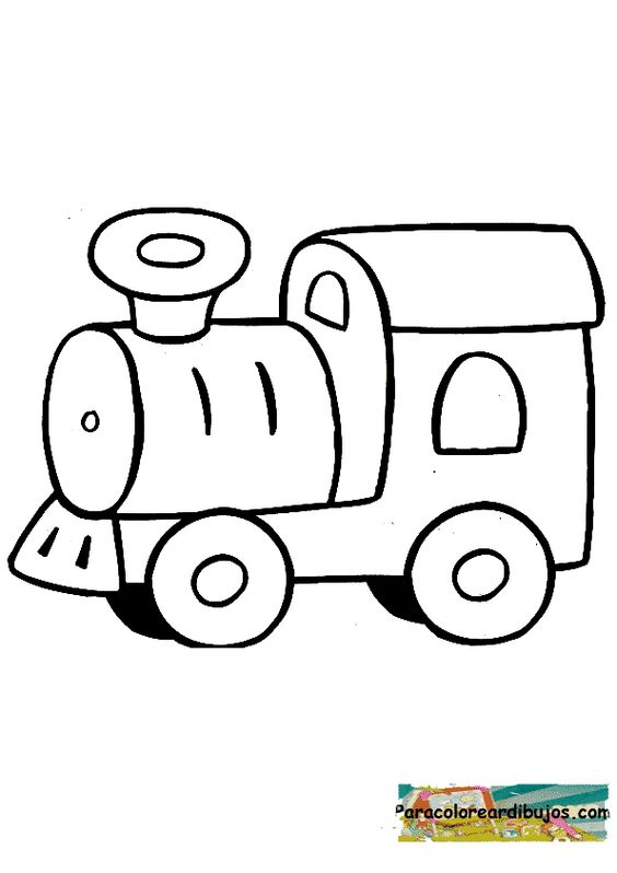 locomotora para colorear catecismo pinterest maid clip art free mad clip art free