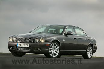 Jaguar XJ Sovereign, MY 2007