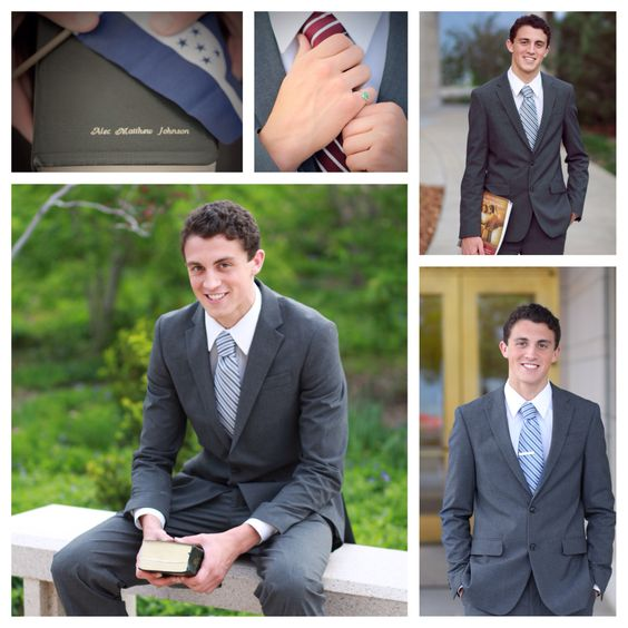 When you see your own kid on Pinterest, you pin it! Missionary pictures utah photography chightsphotography.com