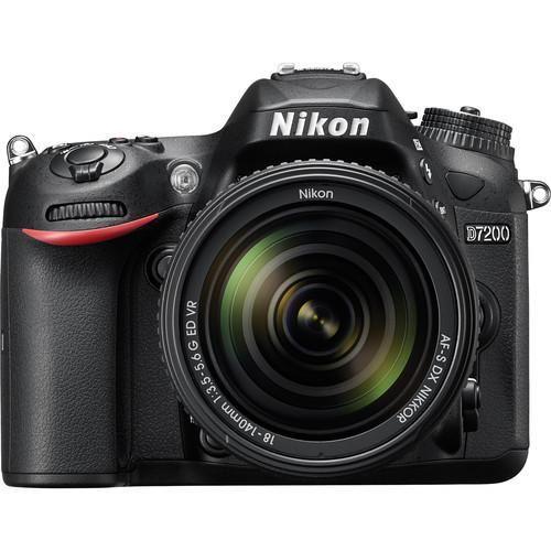 Nikon D7200 Dslr Camera With 18 140mm Vr Dx Lens In 2021 Nikon Digital Camera Nikon Digital Slr Digital Slr Camera