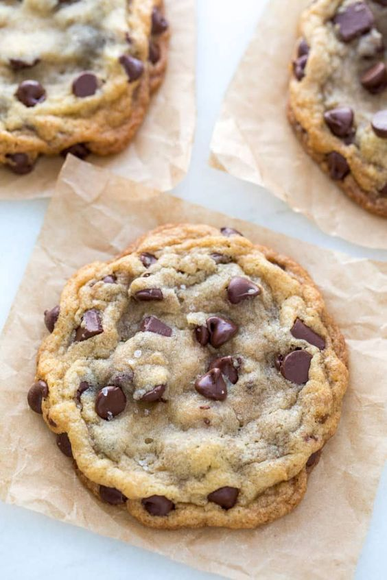 Best Chocolate Chip Cookies | Best chocolate chip cookies recipe, Soft chocolate chip cookies, Choco