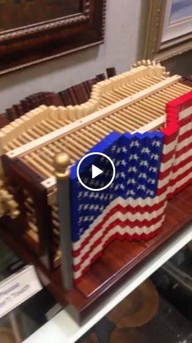 Como fazer uma bandeira se mexer parada.