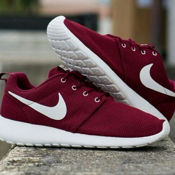 nike maroon roshe HELP! Does anyone know where I can get maroon roshes from? I tried all shoe stores:( if you or anyone you know is selling maroon roshes size 9 let me know please(:!!!! Nike Shoes Sneakers