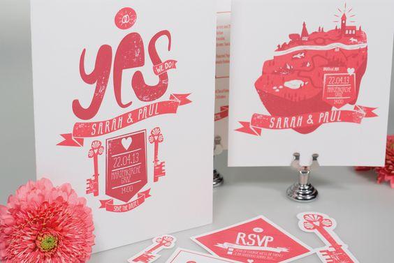#waldundschwert #wedding #invitation  #stationary #papeterie #waldundschwert.com/wedding